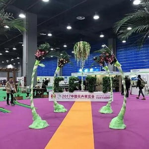 Flower Expo China 2020