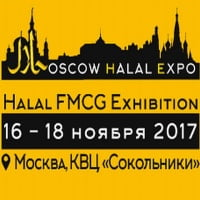 Moscow Halal Expo 2017
